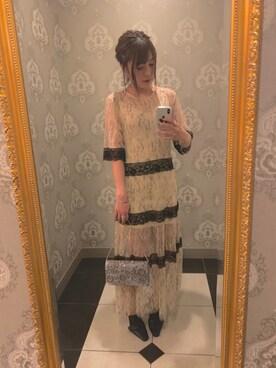 edc7b6d17cc5a ZARA(ザラ)のドレスを使った「結婚式二次会スタイル」のコーディネート一覧(ユーザー:その他ユーザー) - WEAR