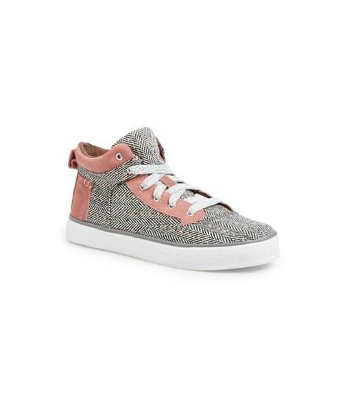 TOMS 'Camila' High Top Sneaker (Women