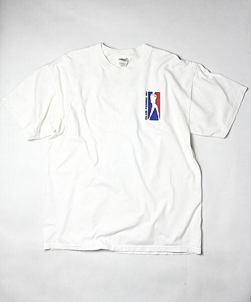 By U Ðイユー Á® Used Club Femme Nu Official Tee Tシャツ «ットソー Wear
