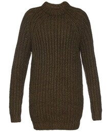 686e23eb7 Nlst(エヌリスト)の「NLST Fisherman ribbed-knit sweater dress ...