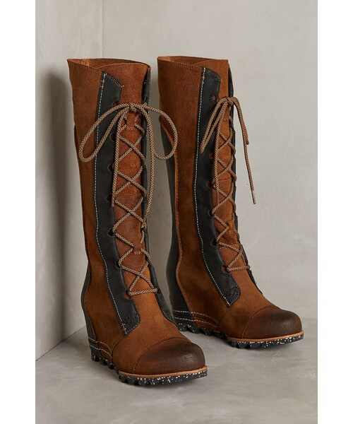 Sorel,Sorel Cate The Great Wedge Boots