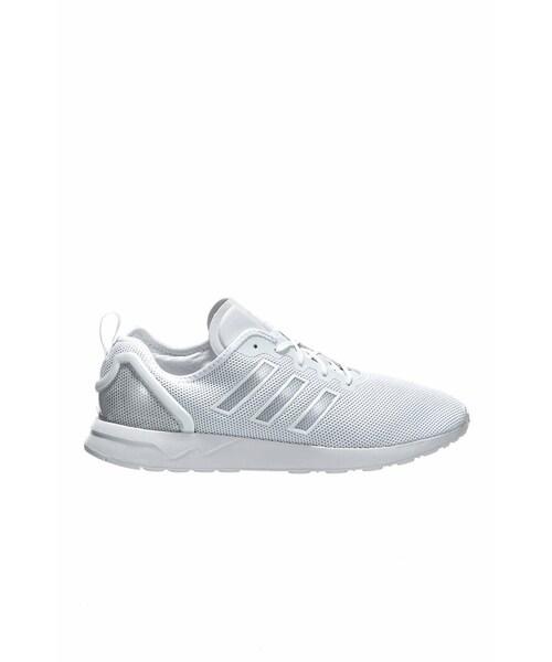 San Francisco a63c4 23254 Adidas(アディダス)の「Baskets Adidas Zx Flux Adv Blanc ...