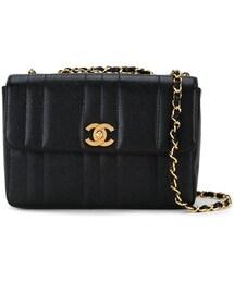 3ac4b7d9c068 Chanel(シャネル)の「Chanel Vintage フラップショルダーバッグ(ショルダーバッグ)」