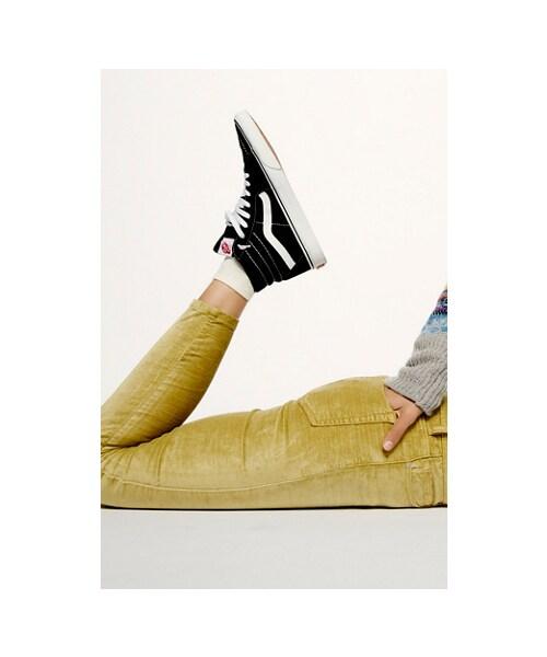 Vans,Vans Sk8-Hi Top Sneaker at Free