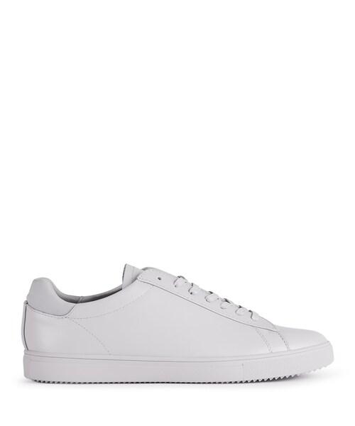 REISS,Bradley Grey Clae Leather