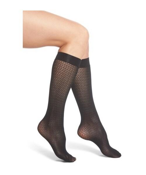 Wolford Rhomb Socks