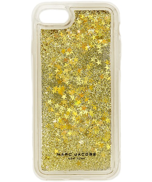 Marc Jacobs,Marc Jacobs Floating Glitter iPhone 7 Case - WEAR