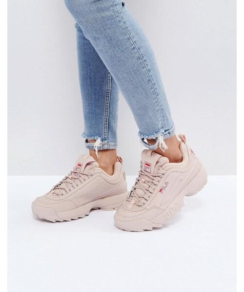 Fila(フィラ)の「Fila Disruptor Low Sneakers