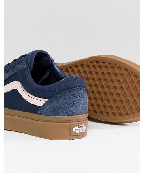 Vans,Vans Old Skool Unisex Sneakers In
