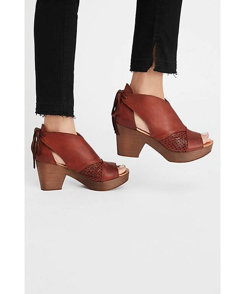 Free People,Revolver Clog by Free