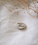 LAULEN | Oval Plump Ring(リング)