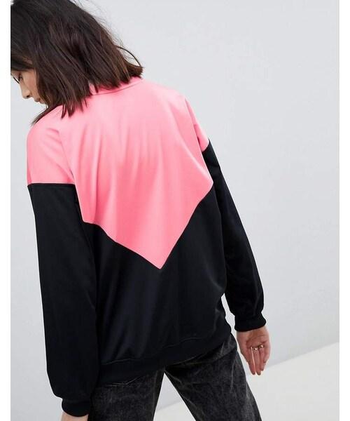 adidas,adidas Originals Colorado Paneled Sweatshirt In Black