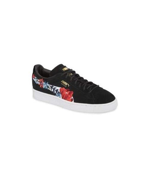 PUMA Suede Hyper Embellished Sneaker