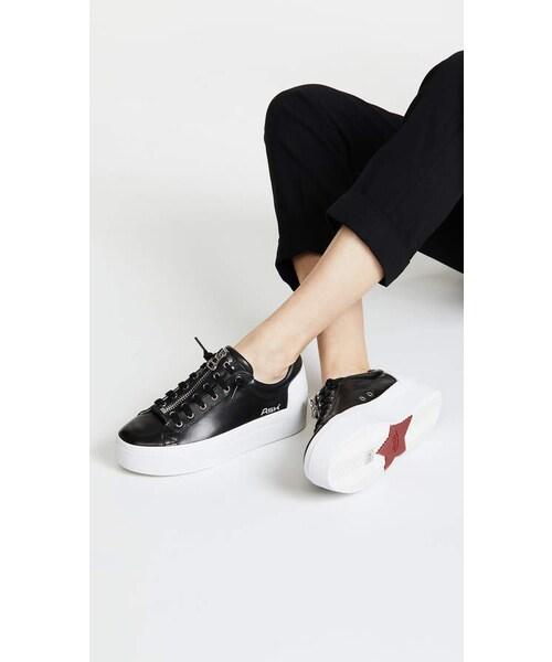 Ash,Ash Buzz Platform Sneakers - WEAR