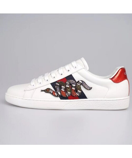 GUCCI(グッチ)の「GUCCI グッチ スニーカー 運動靴 メンズ