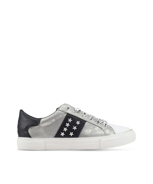 Guess,Gamer Star Embellished Sneakers