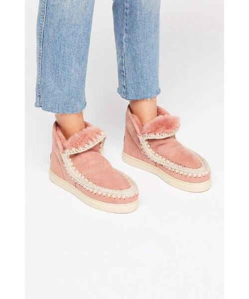 Mou,Mou Daybreak Sneaker Boot - WEAR