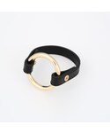 Crayme, | Ring Leather Bracelet(ブレスレット)