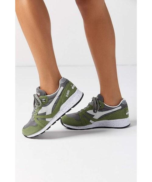 Diadora,Diadora N9000 Speckled Sneaker