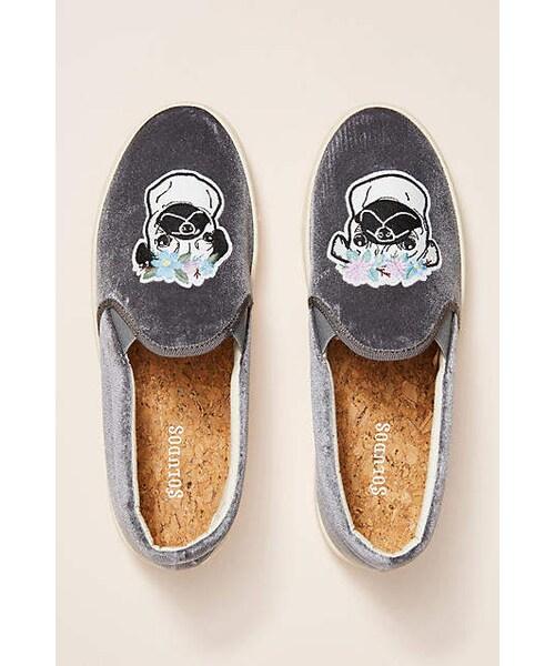 Soludos,Soludos Pug Sneakers - WEAR