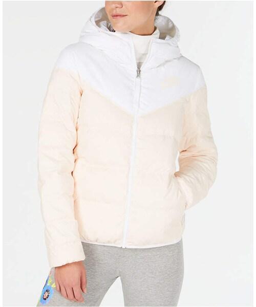 nike reversible down jacket