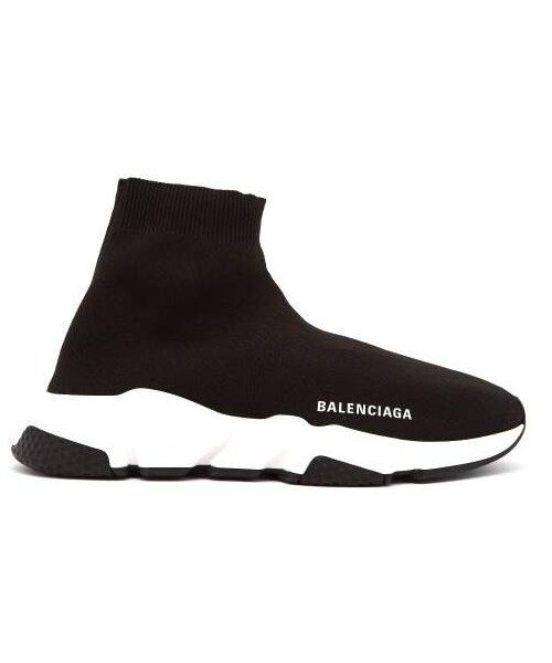 authorized site outlet online sale retailer Balenciaga,Balenciaga - Speed Sock Trainers - Womens - Black ...
