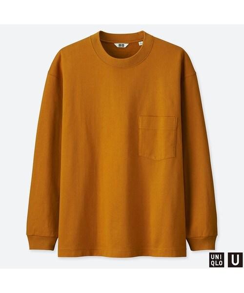 シャツ t ユニクロ ロング