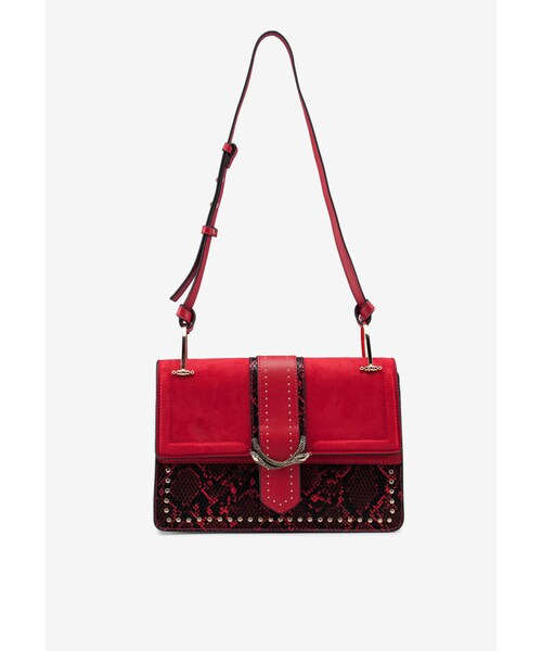 new collection quality products buying cheap TOPSHOP,Suri Snake Print Shoulder Bag - WEAR
