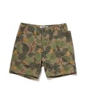 GDC | asymmetry camo short pants()