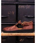AURORA SHOE | AURORA SHOE WEST INDIAN BROWN FOR WOMAN()