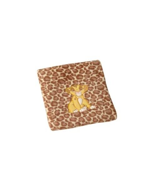 Disney Lion King Leopard Print Baby, Leopard Baby Bedding
