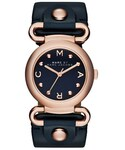 Marc by Marc Jacobs | MARC BY MARC JACOBS 'Small Molly' Leather Strap Watch, 30mm(腕時計)