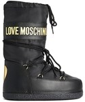 Love Moschino | Love Moschino Black Snow Boots - Black(Boots)