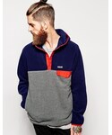 Patagonia | Patagonia Synchilla Snap-T Fleece Hoodie - Gray(Sweatshirt)