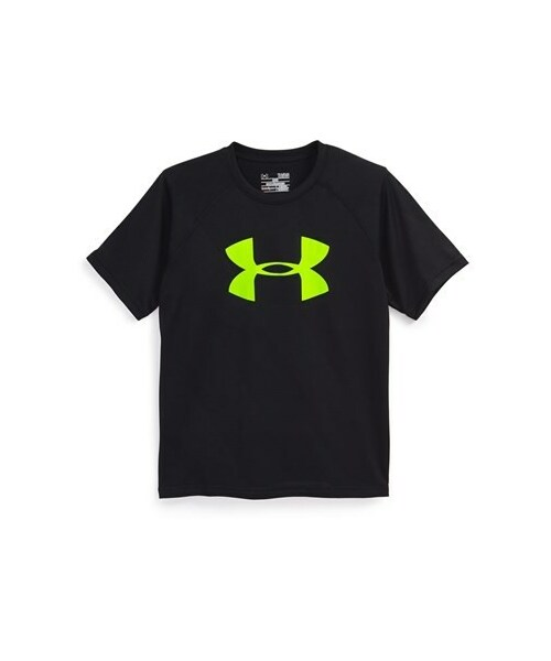 Boy/'s Youth Under Armour Heatgear Polyester Shirt