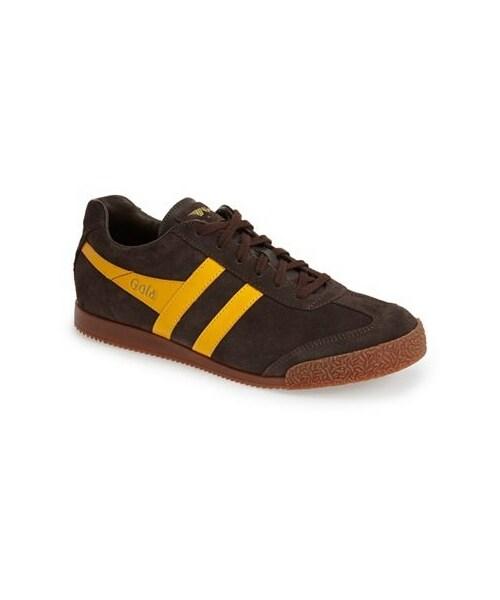 GOLA 'Harrier' Suede Sneaker (Men
