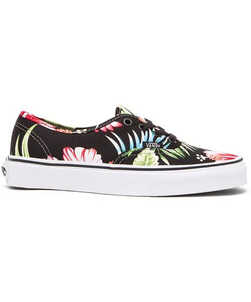 Vans Hawaiian Floral Authentic Sneaker