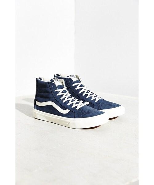 Vans Sk8-Hi Scotchgard Slim Sneaker